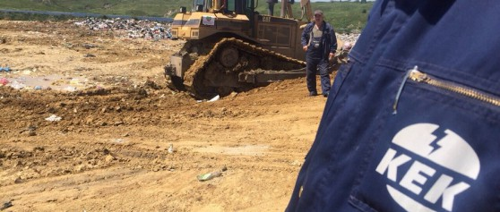 """Edhe KEK-u, pjesë e aksionit """"Të pastrojmë Kosovën"""""""