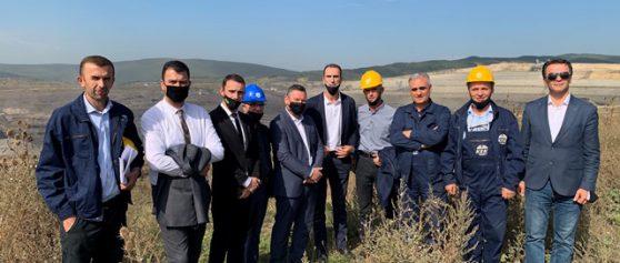 Bordi i Përkohshëm i Drejtorëve vizitoi njësitë prodhuese të korporatës