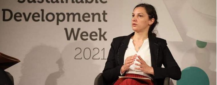 Ministrja Rizvanolli: Strategjia e ardhshme energjetike e vendit mbase do të jetë më e rëndësishmja për ekonominë e kosovës dhe më e rëndësishmja që nga përfundimi i luftës